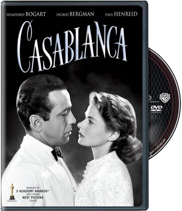 Casablanca (1942) (b/w, Special Edition, 2 DVDs)