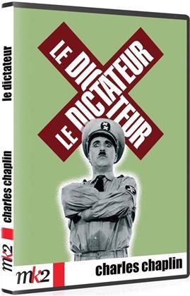 Charles Chaplin - Le dictateur (1940) (MK2, n/b)