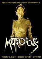 Metropolis (1927) (Deluxe Edition, 2 DVD)