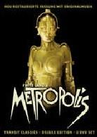 Metropolis (1927) (Deluxe Edition, 2 DVDs)