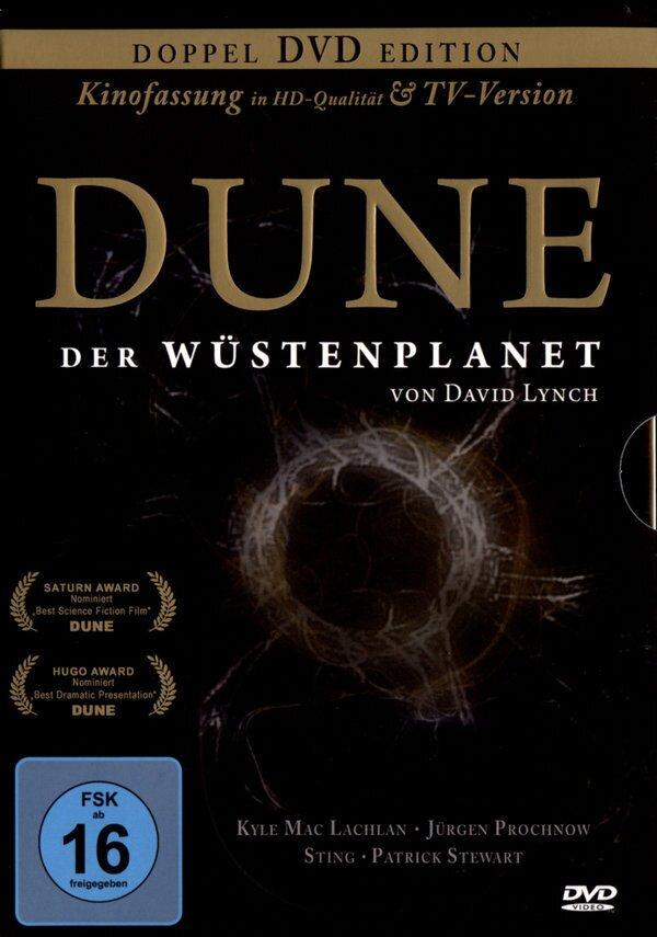 Dune - Der Wüstenplanet (1984) (Remastered, Special Edition, 2 DVDs)