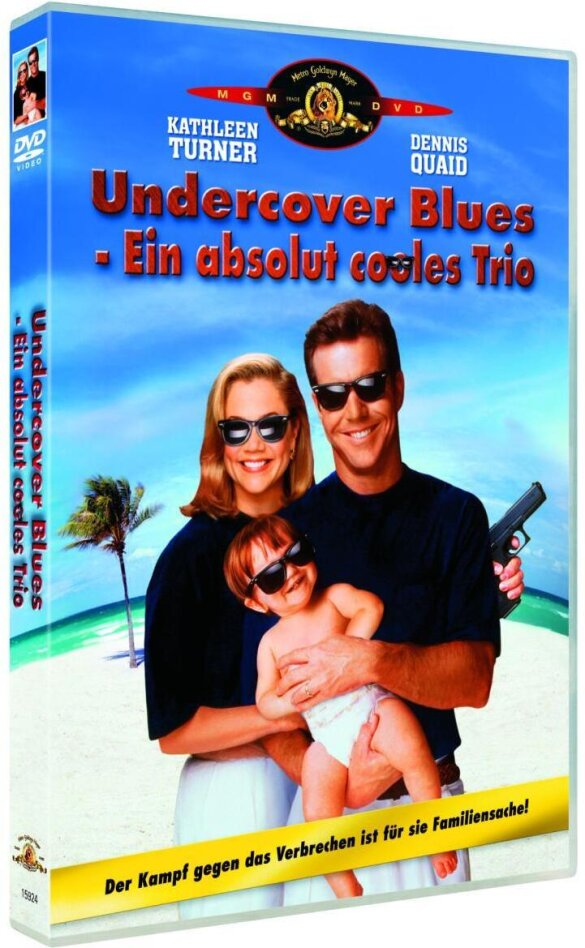 Undercover Blues - Ein absolut cooles Trio (1993)