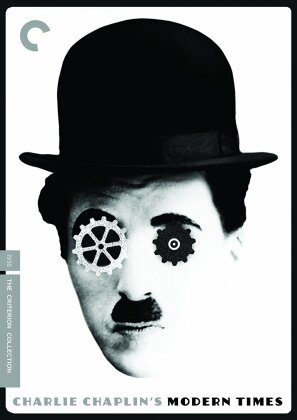 Modern Times (1936) (Criterion Collection, s/w)