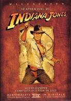 Indiana Jones - The adventures of Indiana Jones (4 DVD)
