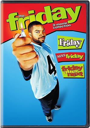 Friday / Next Friday / Friday after next (3-Movie Collection, 2 DVDs)