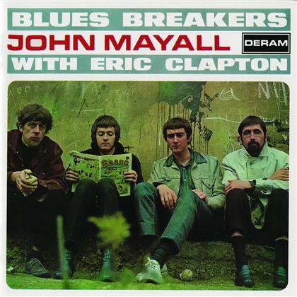 John Mayall & Eric Clapton - Bluesbreakers - Stereo/Mono Versions