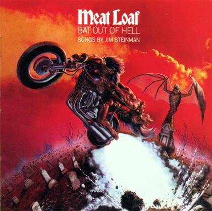 Meat Loaf - Bat Out Of Hell (New European Edition, Remastered)