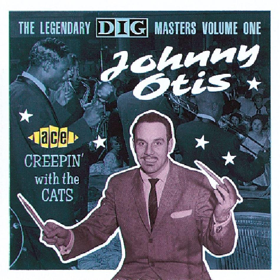 Johnny Otis - Creeping With Cats