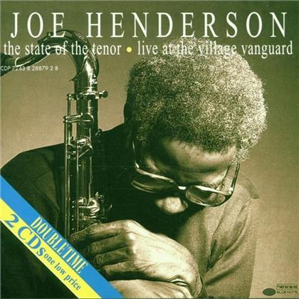 Joe Henderson - State Of The Tenor (2 CDs)