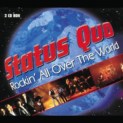 Status Quo - Rockin' All Over The World - Compilation (3 CDs)