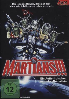 Martians - Ein Ausserirdischer kommt selten allein (1990)