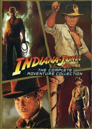 Indiana Jones - The complete adventures (5 DVD)