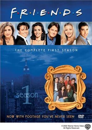 Friends - Season 1 (4 DVDs)