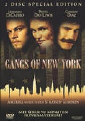 Gangs of New York (2002) (Special Edition, 2 DVDs)