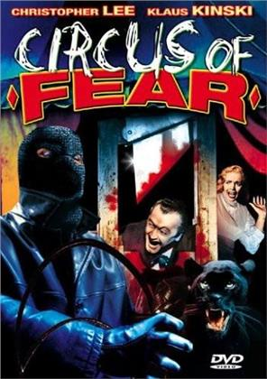 Circus of fear (1966) (s/w, Unrated)