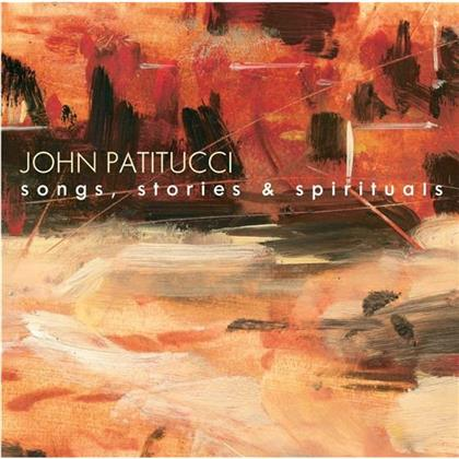 John Patitucci - Songs Stories & Spirituals