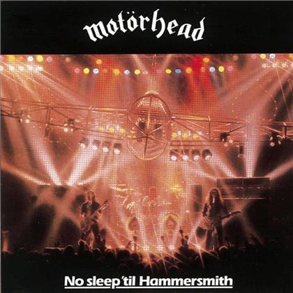 Motörhead - No Sleep 'Til Hammersmith (Remastered)