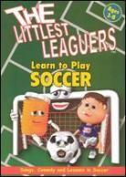 The littlest leaguers - Learn to play soccer