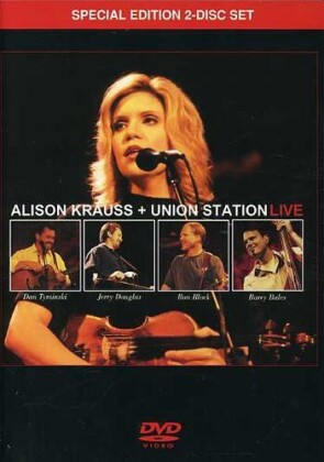 Alison Krauss + Union Station - Live (2 DVDs)