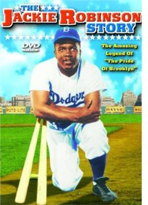 The Jackie Robinson Story (1950) (n/b, Unrated)