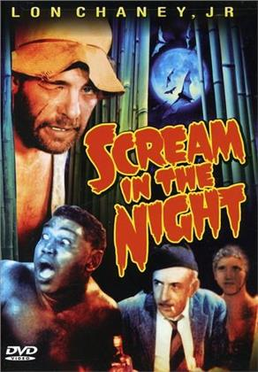 Scream in the night (s/w, Unrated)