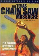 The Texas Chainsaw Massacre (1974) (Remastered, 2 DVDs)