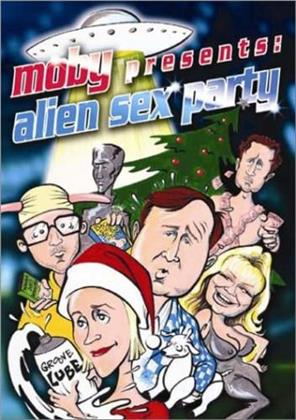 Moby - Alien sex party