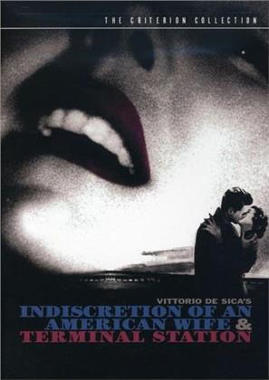 Indiscretion of an American wife (1953) (s/w, Criterion Collection)