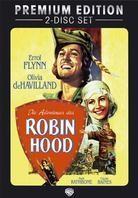 Die Abenteuer des Robin Hood (1938) (Edizione Premium, 2 DVD)