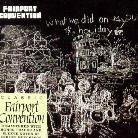 Fairport Convention - What We Did - Water Label (Remastered)