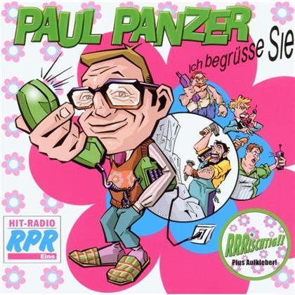 Paul Panzer - Ich Begrüsse Sie