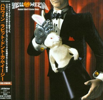 Helloween - Rabbit Don't Come Easy (Japan Edition)