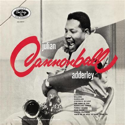 Cannonball Adderley - Julian Cannonball Adderleley