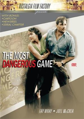The Most Dangerous Game (1932) (n/b)