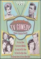 The golden age of TV comedy (n/b, 12 DVD)