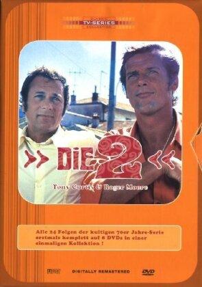 Die Zwei (Box, Collector's Edition, 8 DVDs)