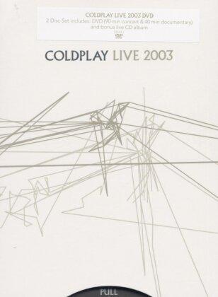 Coldplay - Live 2003 (Edizione Limitata, DVD + CD)