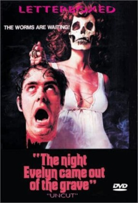 The night Evelyn came out of the grave (1971) (Widescreen)