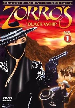 Zorro's black whip 1 (s/w, Unrated)