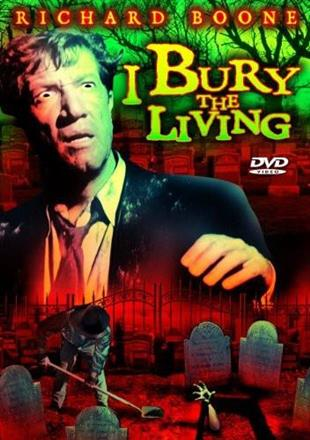 I bury the living (1958) (s/w, Unrated)