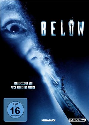 Below - Da unten hört dich niemand schreien (2002)