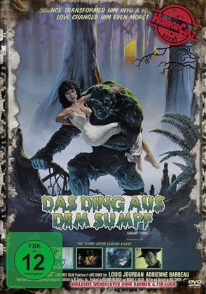 Das Ding aus dem Sumpf (1982) (Horror Cult Edition)