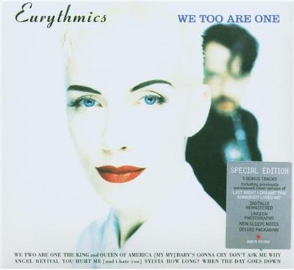 Eurythmics - We Too Are One (Deluxe Edition)