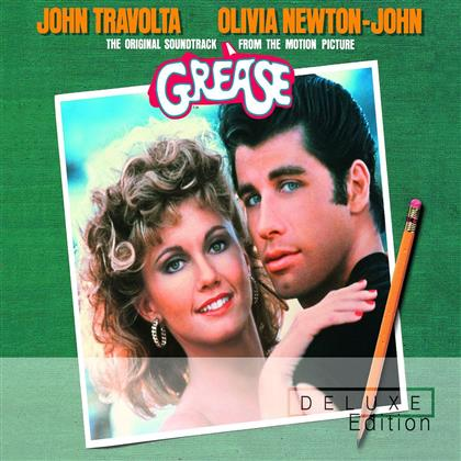 Grease - OST (Deluxe Edition, 2 CDs)