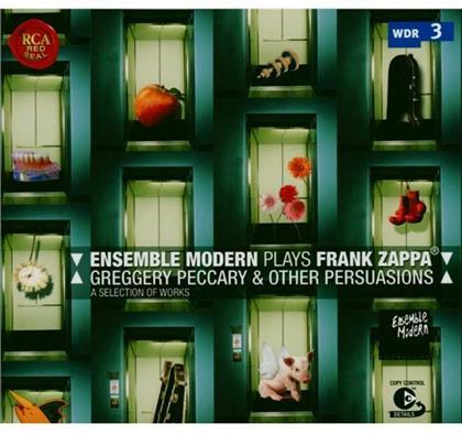 Ensemble Modern & Frank Zappa - Frank Zappa - Greggery Peccery