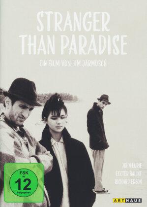 Stranger than Paradise (1984) (Arthaus, n/b)