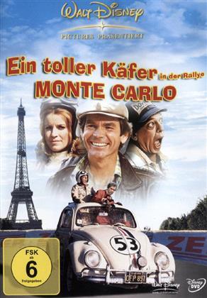 Ein toller Käfer in der Rallye Monte Carlo (1977)