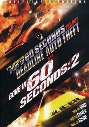 Gone in 60 seconds trilogy (Collector's Edition)