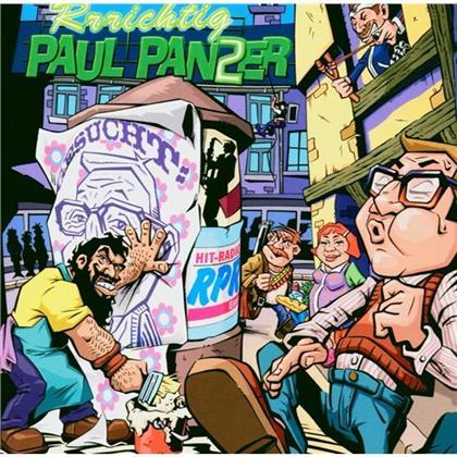 Paul Panzer - Rrrichtig