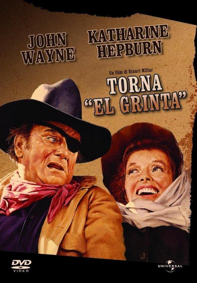 Torna El Grinta - (Western Collection) (1975)
